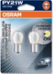 Osram Diadem Chrome PY21W BAU15s 12V 21W