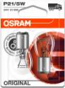 Osram Standard 7537-02B P21/5W BAY15d 24V 4W