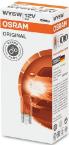 Osram Standard oranžová WY5W W2,1x9,5d 12V 5W 10ks
