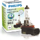 Philips LongLife EcoVision 12362LLECOC1 H11 PGJ19-2 12V 55W